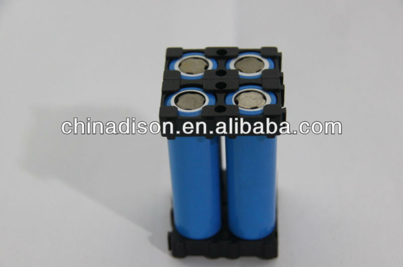 26650 3.0ah in plastic holder model aircraft 12v lifepo4 battery pack