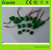 3.6v 40mah&80mah NIMH Rechargeable button cell with 2 tabs/pins