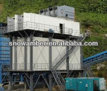 COMMERCIAL 20.0 MT/DAY BLOCK ICE MACHINE CONTAINER