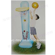 inflatable kids indoor basketball stand