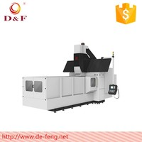 Defeng DFD Series CNC fixed beam gantry type 5 axis cnc wood carving woodworking machine