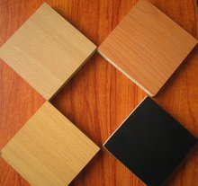 standard size mdf board / mdf decorative wall panel / mdf board malaysia