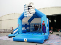 No Matter Size Or Design Could Customized Portable Frozen Inflatable Bounce House