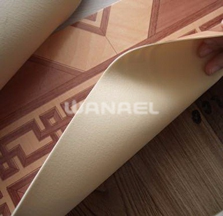 Durable High Quality Decoration Materials Outdoor Usage Vinyl PVC Flooring Roll