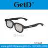 Circular Polarized Passive 3d glasses circular polarized for kids use