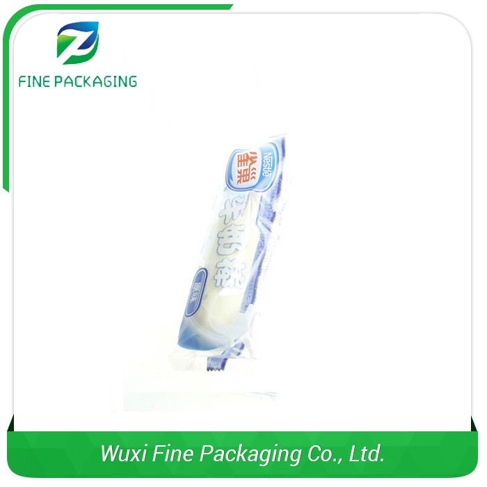 Custom Made Promotional Wholesale Popsicle Wrapper