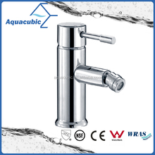 Chrome plated new style water brass bidet faucet