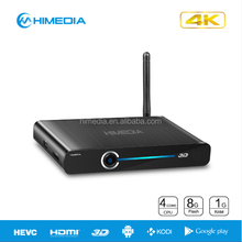 2016 HiMedia Q3 Quad Core Wholesale Android Smart TV IPTV Set Top Box