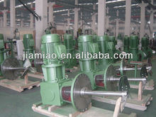 electric motor driven mechanical liquid mixer
