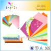 A4 colored photocopy paper,printable color woodfree paper,color copy paper