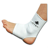 cloth taekwondo ankle guard/martial arts foot protector