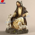 Customized Resin Jesus Christ Religious Statue Figurines for sale