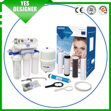 ISO9001 quality mineral stone home water filters 2 pass ro water filter