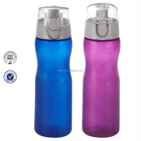 fashionable 32oz bpa free bike plastic bottle for water