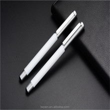 Free customized metal ballpoint stylus pen for 3ds