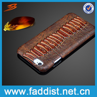 High quality Amber case for iphone 6s Luxury leather case for iphone 6s