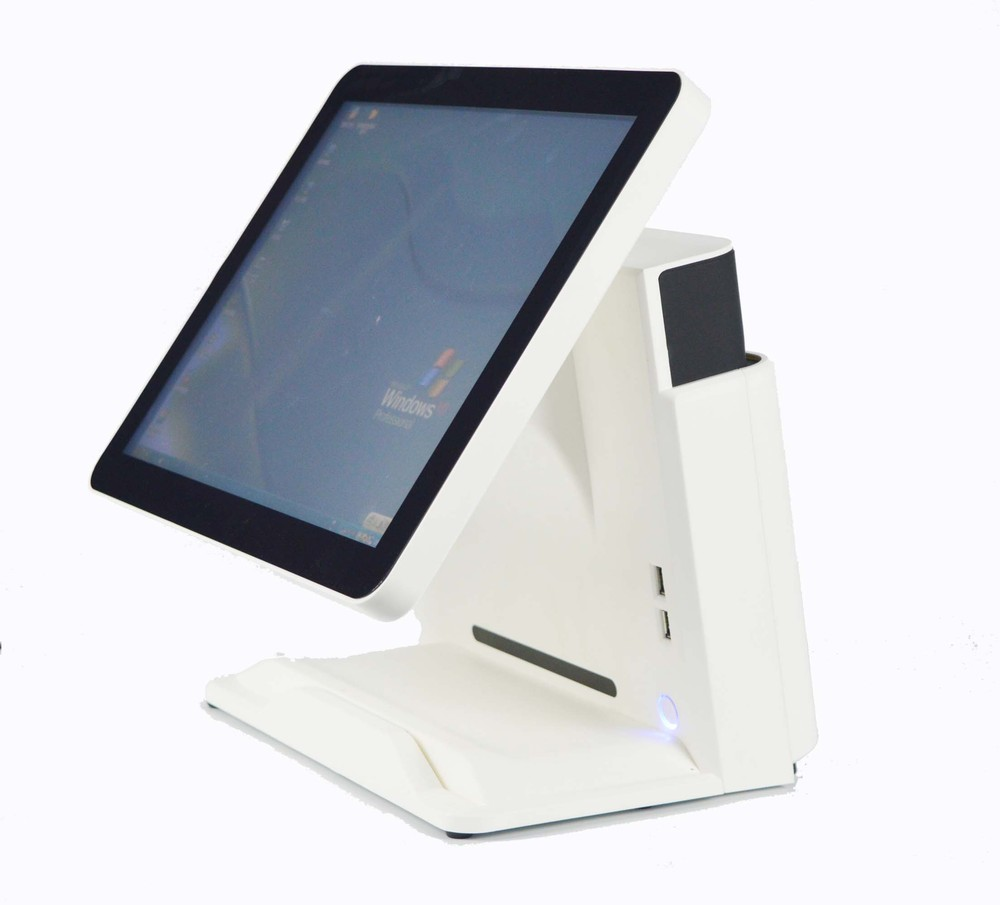 Portable Android Mobile POS Terminal With 58mm Built-in Printer