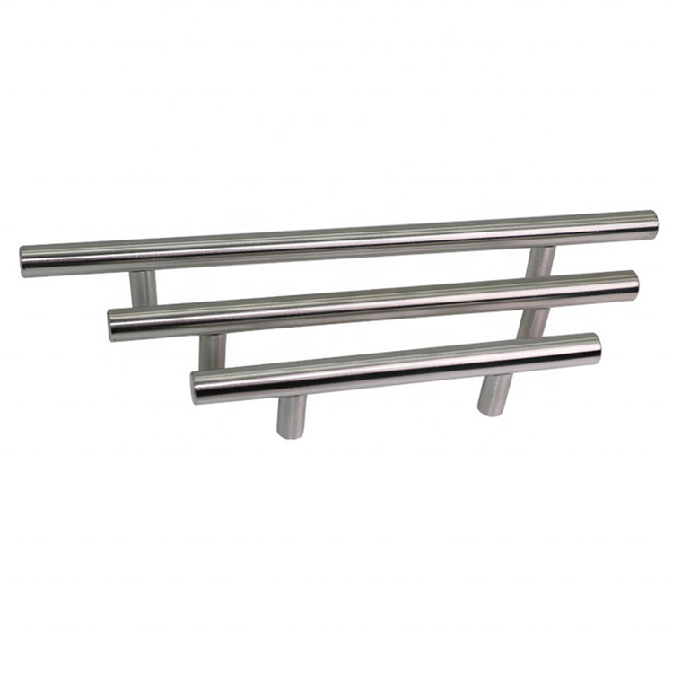 Heavy Duty Modern Simple Stainless Steel Kitchen Cabinet Door <strong>Handle</strong> with Soft Feeling