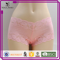 Manufacturer Breathable Sexy Women Lace hot sexy ladies panty photos cotton panty