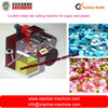 automatic paper die cutting machine for confetti