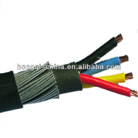 4 Core 4mm Power Cable