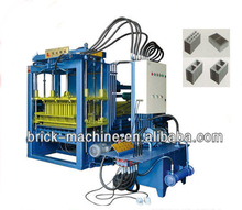 QT5-20 recycled hydraulic automatic high quality brick making machine in Bangladesh
