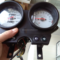 gps speedometer motorcycle/digital tachometer for motorbike/clock engine
