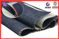 Slub Selvedge Denim Jeans Fabric