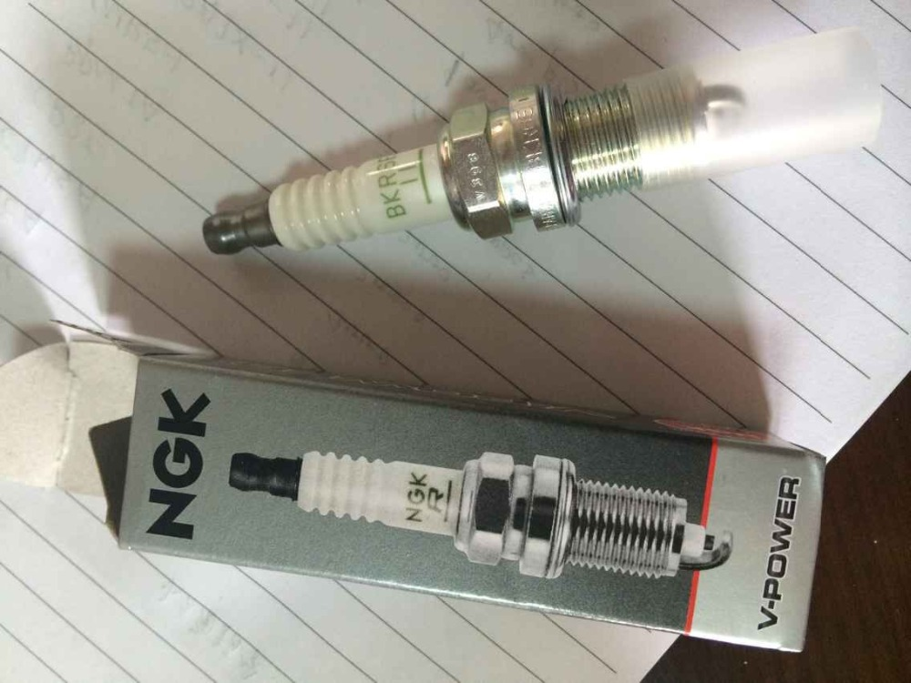 Spark plug FR7DPP/8692071/8692072/IF6RB for CARS with Nickel plated housing preventing oxidation, corrosion