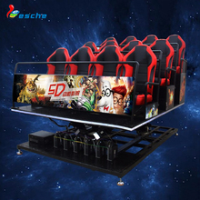 High Quality Electric Platform 5d with Special Effects Movie 5D 6D 7D 8D 9D Cinema