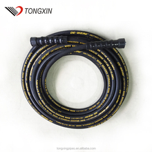 fuel resistant rubber and pvc hose oem brands of spiral hydraulic hose hydraulic rubber hose sae 100 r1