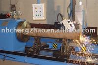 CNC Plasma/Flame Pipe Cutting Machinery