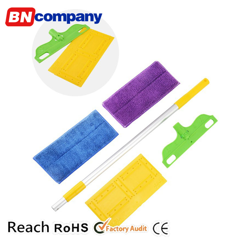Easy Cleaning 360 Spin and Dry Mop Telescopic Stick Broom
