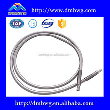 China new products oil resistant stainless steel bellow hose