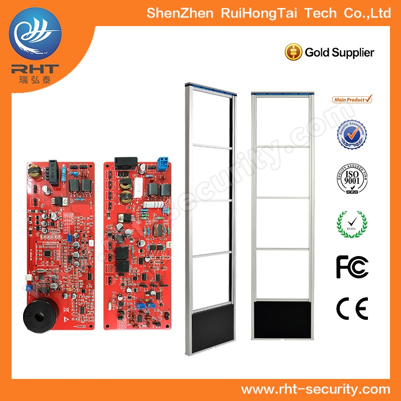 Anti-Theft Clothing Tags China Eas System Rf System