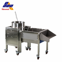 stainless steel commercial electric operated popcorn machine,used popcorn machines for sale,big popping popcorn