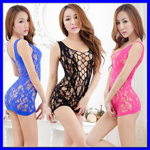 2015 Hot Fashion Women Night Wear Seductive Transparent <strong>Underwear</strong> Plus Size Sexy Babydoll Lingerie For Fat Women