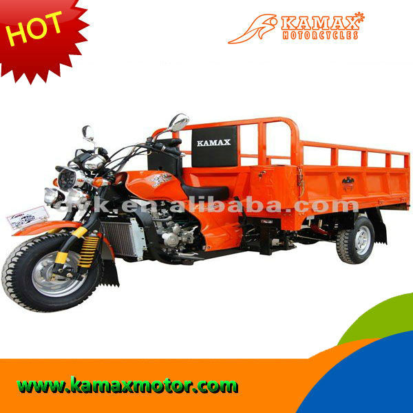 Tricycle for Goods 250cc KA250X-W Orange Motor Cargo Tricycle on sale from China