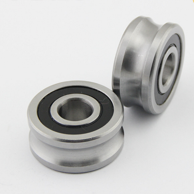 U Groove Track Roller <strong>Bearing</strong> LFR50/5-6 2RS