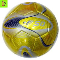 bola de futebol Durable shiny flash of TPU leather Soccer ball team sports Football ball sport entertainment
