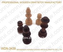 High Quality wooden chess pieces