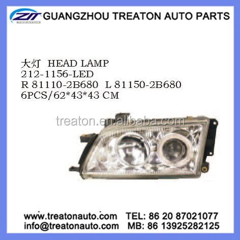 HEAD LAMP LED 81110-2B680 81150-2B680 FOR TOYOTA COROLLA ST190 92-96