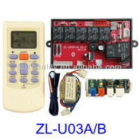 Remote Controller for Split Air Conditioner, U03A/B