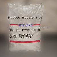 Price of Rubber Accelerator CTP(PVI) powder/oil powder/granular