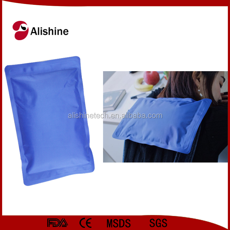 clay hot cold pack for medical therapy