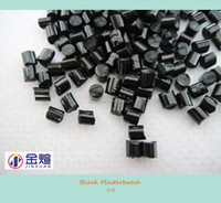 PE/PP 20%~50% Carbon Black Masterbatch For Film / Injection Molding / Extrusion / Sheet / Plastic Bags