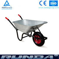 metal material hot sales wheelbarrow for sales