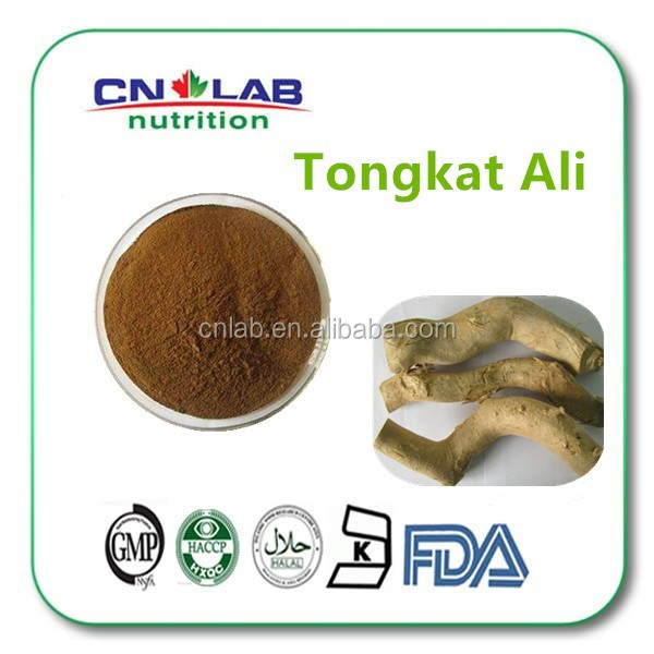 100% pure natural Tongkat Ali Extract Powder medicine for long time sex