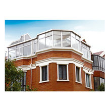 Aluminium sunroom with good roof panels and best price