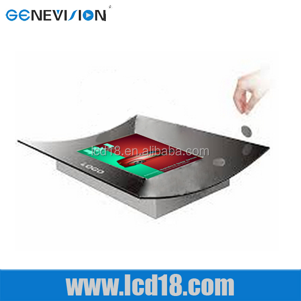 10.1inch lcd coin box lcd advertisement specie box lcd advertisement <strong>displayer</strong>